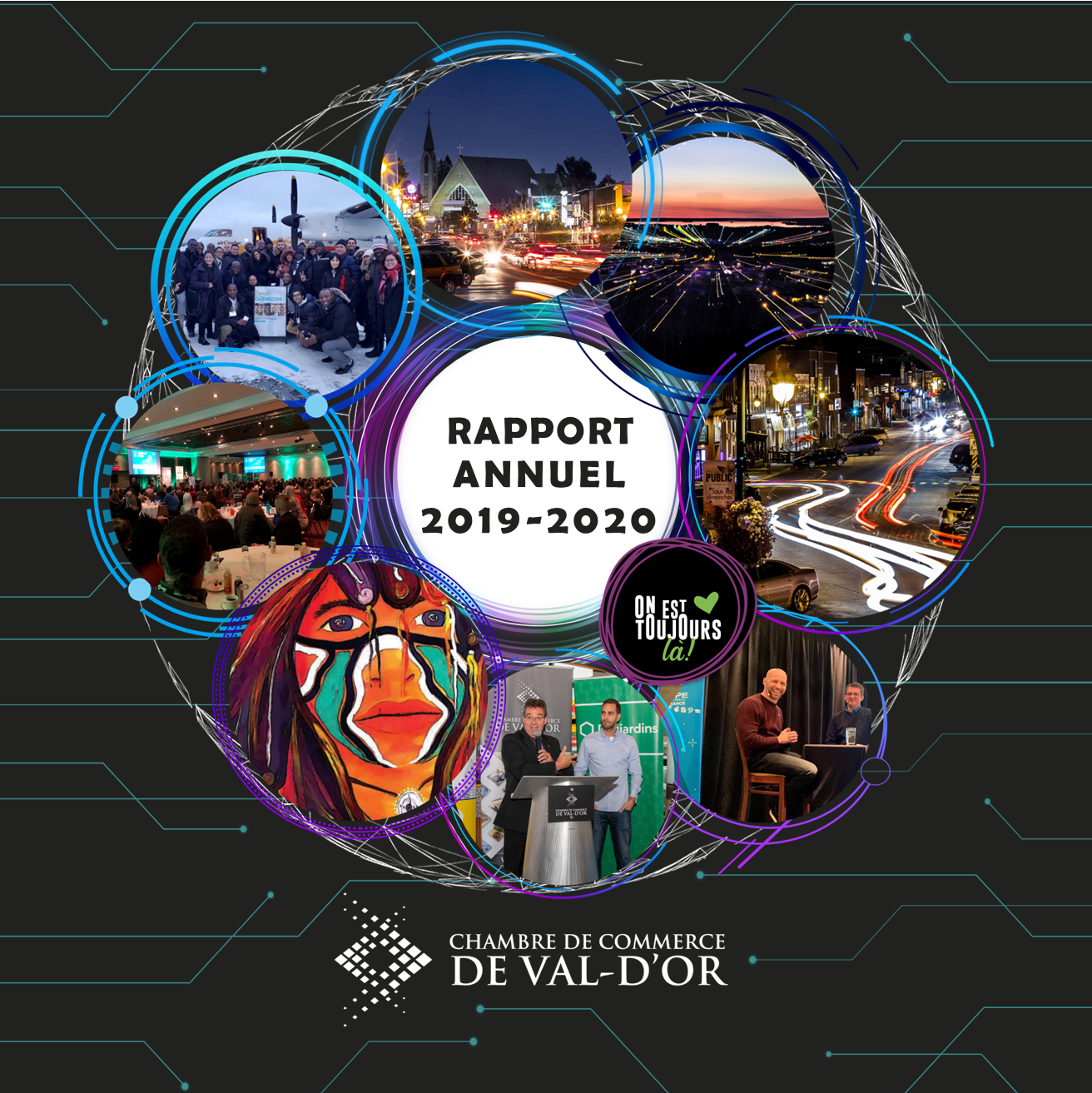 CCVD Rapport annuel 2019-2020